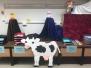 Stationsarbeit zum Thema Milch