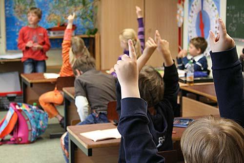 Unsere Klassenräume